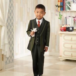 新作衣裳です 男の子 5歳