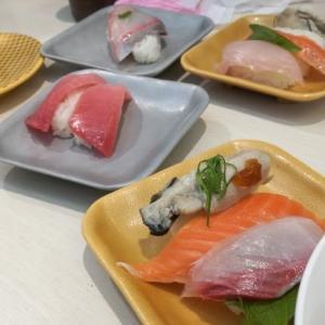 回転寿司でも100円じゃない皿を取るようになれた