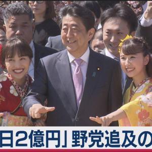 【テレ東NEWS】桜を見る会 「1日2億円」野党追及の行方は? テレ東・政治部記者が読み解く…