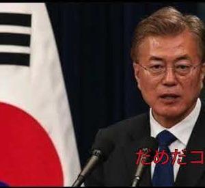 【だめだコリア】韓国の事を書くと、脊髄反射して、やたらムキになる人間がいるが?w