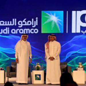 サウジアラムコがIPOで256億ドルを調達。世界一の時価総額企業の誕生。