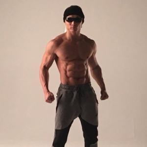 筋肉系YouTuberサイヤマングレートさんの、本当の身長とは?