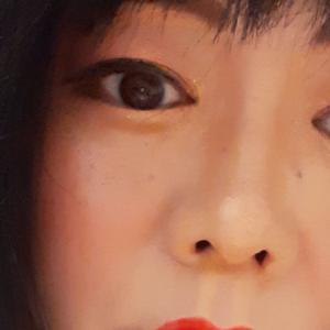 チャイボーグ風メイク(中国風メイク)に挑戦してみたのだが。無謀ともいえるアラフィフのチャイボーグ風メイク