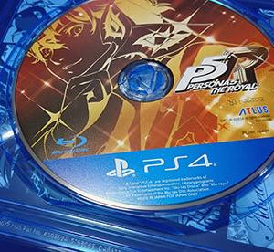 「PERSONA 5 THE ROYAL」買いました