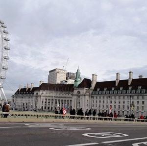 奇蹟なみの偶然 in ロンドン
