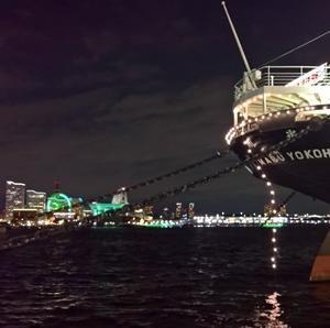 夜の横浜で大人の相談会