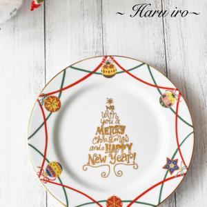 ポーセラーツでクリスマスプレート♡飾って良し、使って良し♪
