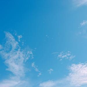 秋らしい広島原爆ドーム