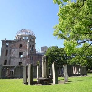 広島市内昨日の晴れの一日