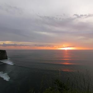 ウルワツ寺院からのサンセットがここでも見られる!~ Sunset Point Uluwatu ~