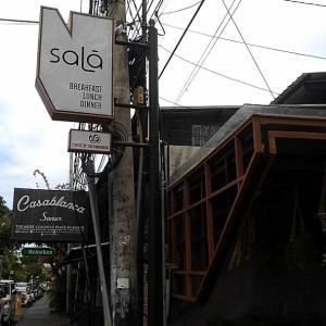 広々としたテラスが気持ちいい~ Sala Bistro & Coffee ~