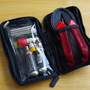 ツールボトル(Zefal)→ツールポーチ(STiCY POD)に変更と自転車の携帯工具