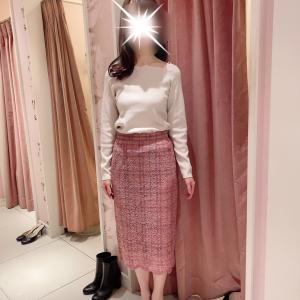 垢抜けて女性のファッションを目指した同行ショッピング