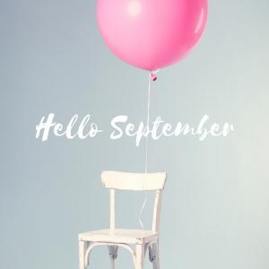 9月のスケジュール発表しました♡