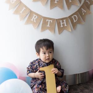 Happy Baby Anniversary Partyプラン♡はじめました。