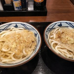 丸亀製麺 熱い麺は美味しくないです。麺は冷たいものに限ります。
