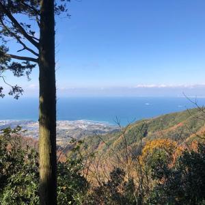 淡路島・常隆寺で初参拝。伊勢の森の頂上からの眺めは、絶景なり〜😁