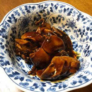 淡路島・鳥文。淡路どりのしぐれ煮が美味しくて最近のお気に入り〜😁