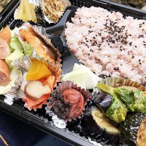 淡路島・七彩果のお弁当は、お野菜たっぷり品数豊富❗️元気でた❗️700円で大満足さ〜😋