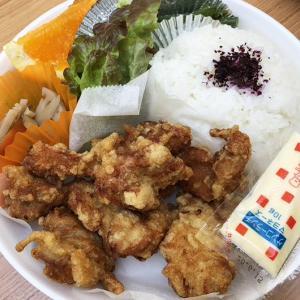 淡路島・ごはん家nanaのテイクアウトは、サービス満点❗️唐揚げモリモリのお弁当に、息子大興奮😁