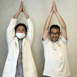 淡路島・島の鍼灸院で、四十肩が劇的回復❗️左腕が上がるようになったよ〜😆