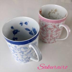 素敵なペアマグカップ♡