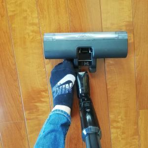 新しい掃除機 使い心地