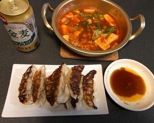 赤から鍋+納豆=合う
