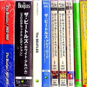 ◆高音質CD含◆ビートルズ、ジョン・レノン、ポール・マッカートニー、ジョージ・ハリスンのCDを20枚ぐらいー!