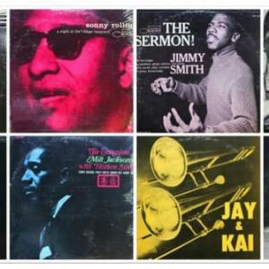 ◆輸入/国内盤のジャズのLPレコードを20枚ぐらい店頭に追加いたしましたー!