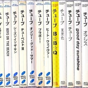【300円均一】チューブ(TUBE)関係のCDいろいろ~ほか多数
