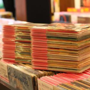 ◆新着USEDシングルレコード「邦楽、洋楽、サントラ、企画モノなど」150枚を追加しましたー!