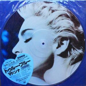 ◆日本盤初回ピクチャー盤LP◆マドンナ(Madonna)「The First Album」「Like A Virgin」「True Blue」