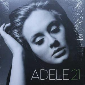 ◆LP◆Adele(アデル)「21」グラミー賞 XL Recordings XLLP 520 シュリンク付