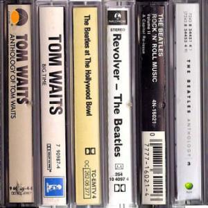◆中古カセットテープ(プロモあり)◆トム・ウェイツ ビートルズ ザ・フーなど…