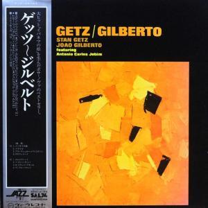 ◆帯付きLP◆スタン・ゲッツ / ジョアン・ジルベルト「ゲッツ / ジルベルト」19877 Verve MV 2099 アストラッド・ジルベルト