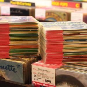◆レギュラーEP◆80年代日本のロック&ポップスのシングルレコード100枚