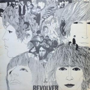 ◆英国オリジナル盤/Mono初回NGテイク収録/マト2/1◆The Beatles「Revolver」PMC 7009