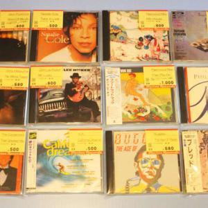 ◆Used新着CD◆洋楽ロック・ポップス、ブルースなど15枚ほどー!