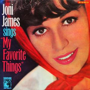 """◆白ラベル・テストプレスLP◆Joni James「Sings """"My Favorite Things」日本グラモフォン SMM-1075 寺島靖国氏推薦歌手"""