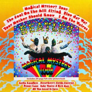 ◆米国1969年Reissue短命グリーン・ターゲット・キャピトル/ブックレット付LP◆ビートルズ The Beatles「Magical Mystery Tour」Capitol SMAL 2835