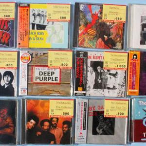 ◆洋楽ロック・ポップスのCDなどを店頭に追加いたしましたー!
