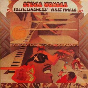 ◆米国オリジナル盤◆スティーヴィー・ワンダー Stevie Wonder「Fulfillingness' First Finale」Tamla T6-332S1 ジャクソン5 マイケル・ジャクソン