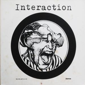 ◆ドイツ盤フリージャズ◆Interaction「Interaction」Dieter Scherf、Gerhard Bitter、Mano Weiss、 Jochen Flinner