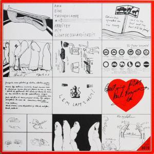◆ドイツ盤フリージャズ/インプロヴィゼーションLP◆ペーター・コヴァルト「Peter Kowald Quintet」FMP 0070 Reissue