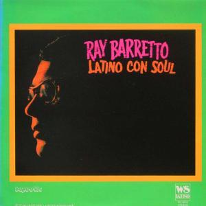 ◆フランス盤LPラテン/サルサ/キューバ◆レイ・バレット Ray Barretto「Latino Con Soul」West Side Latino WS 4053 コンガ パーカッション