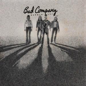 ◆米国盤シュリンク付見開きジャケットLP◆バッド・カンパニー Bad Company「Burnin' Sky」Swan Song SS 8500