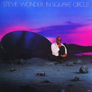 ◆'85年/米国盤/LP◆スティービー・ワンダー Stevie Wonder「In Square Circle」Tamla 6134TL
