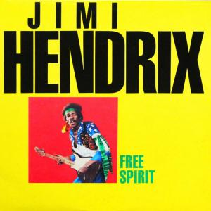 ◆'81年/米国盤/ロック/ブルース・ロック/ハードロック/LP◆ジミ・ヘンドリックス Jimi Hendrix「Free Spirit」Accord SN-7112