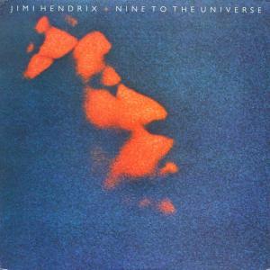 ◆'80年/米国盤/ロック/ブルース・ロック/ハードロック/LP◆ジミ・ヘンドリックス Jimi Hendrix「Nine To The Universe」Reprise HS 2299